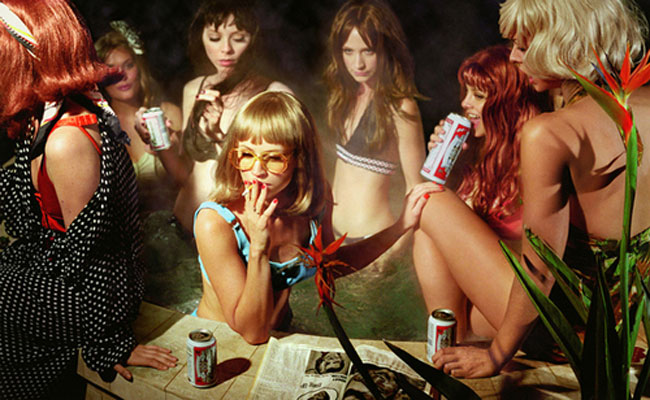 Susie and Friends, Alex Prager en el MoMA