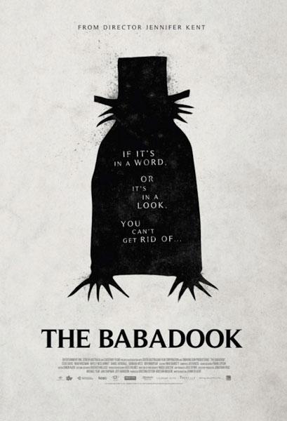 Babadook: horror minimal