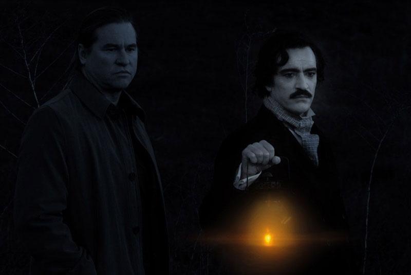 Ben Chaplin como Poe en Twixt, Coppola, 2011