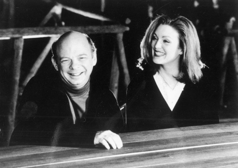 Wallace Shawn y Julianne Moore: Deconstructing Chejov