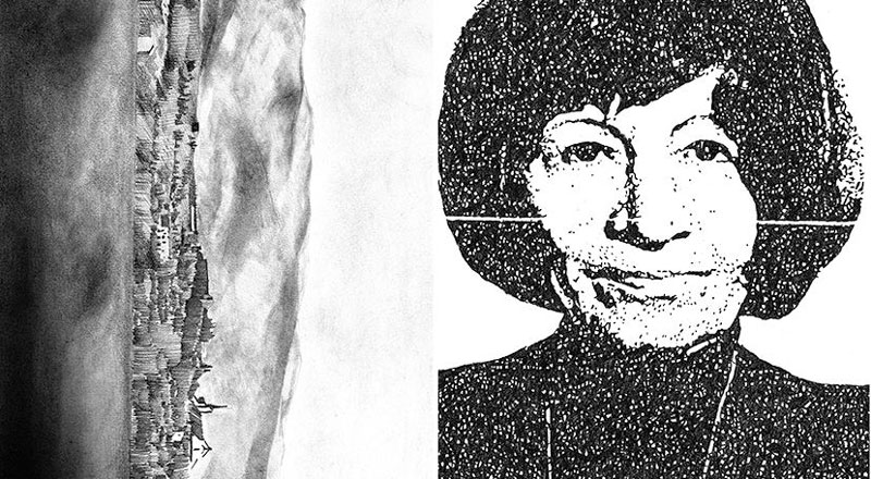 Violette Leduc, escribía torcido pero no estudió derecho
