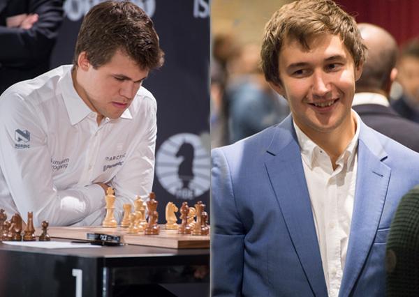 Mundial de ajedrez 2016