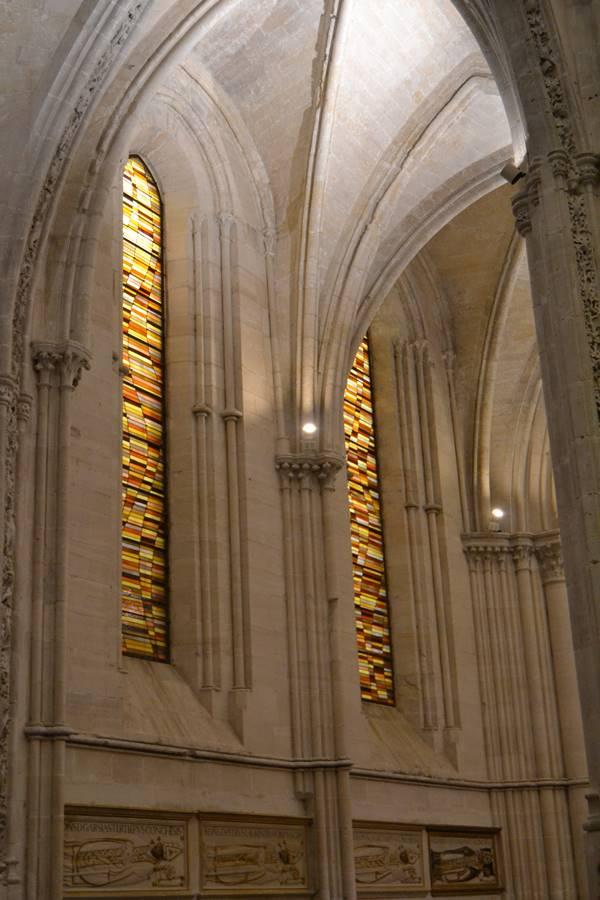 © Interior de la Catedral de Cuenca. Fotografía sjll.