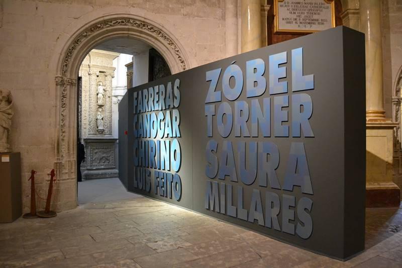 © Expresión artística de la libertad: los informalistas españoles. Fotografía sjll.