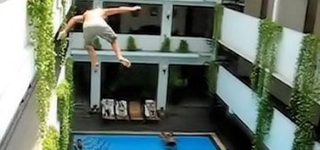 ¿Hombre como ser consciente?: balconing