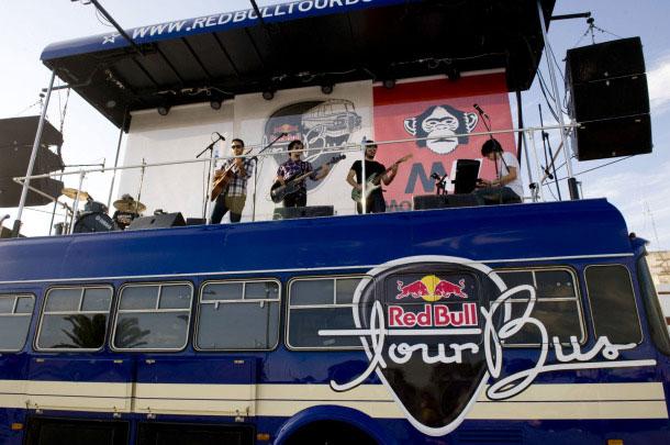 El autobús, ese gran clásico de las últimas temporadas.