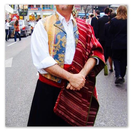 Trendsetter camino de la Valencia Fashion Week