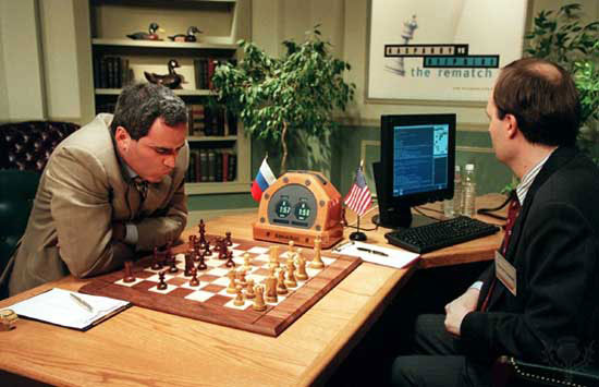 Deep Blue vs Gary Kasparov