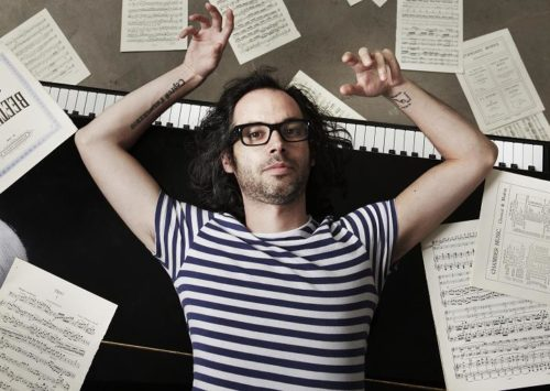 James Rhodes, piano man