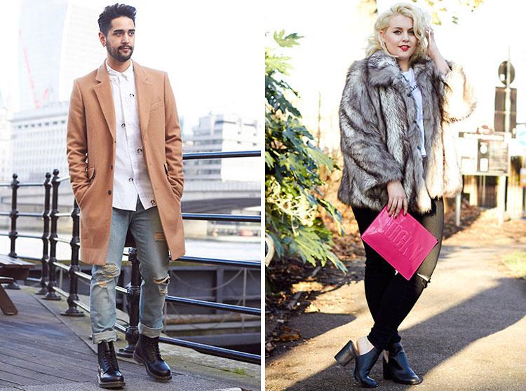 James Welsh y Felicity Hayward, estilistas e instagrammers por la gracia de Asos