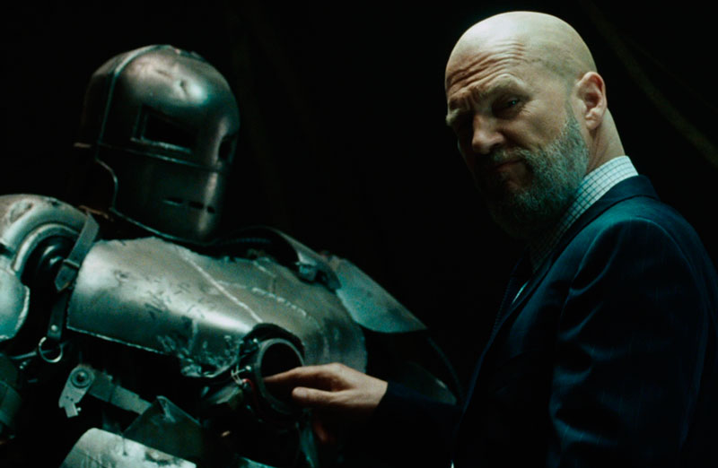 Jeff Bridges en Iron-Man