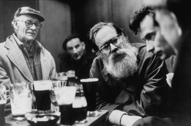John Berryman, poeta y bebedor