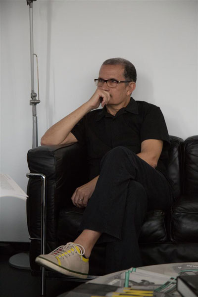 José Miguel G. Cortés. Foto: Pau Navarro