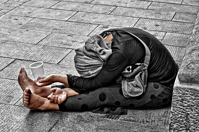 La danza de la miseria, Salvador Solé