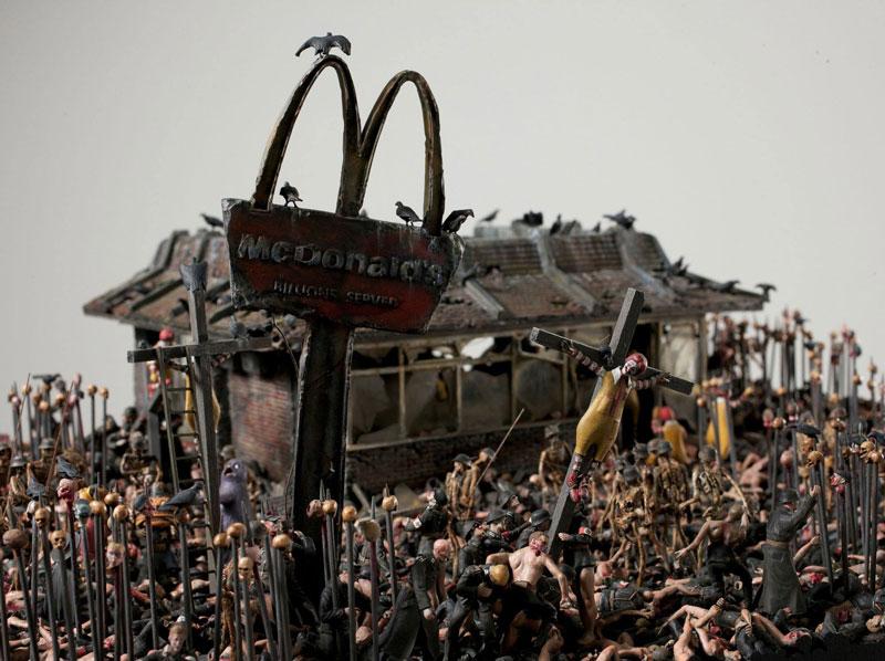 Los Hermanos Chapman. McDonalds
