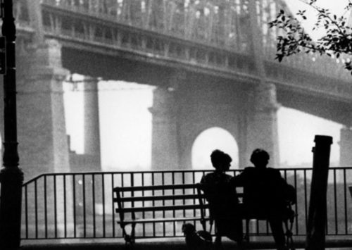 El año que vimos un film de Woody Allen