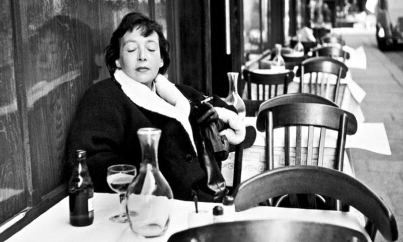 Marguerite Duras, c1955. Robert Doisneau/Getty