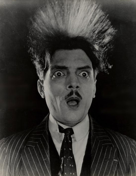 Max Linder en Au Secours (Abel Gance, 1924)