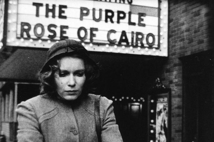 La rosa... Cine dentro de cine: el primero que vimos solos en el cine