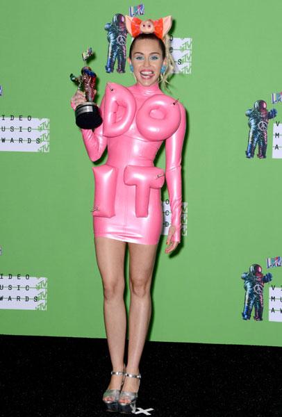 Miley, o el Esperpento