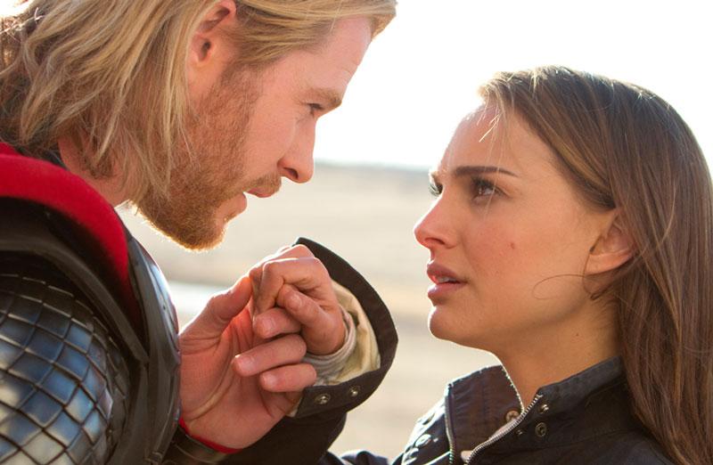 """Natalie Portman en """"Thor"""""""