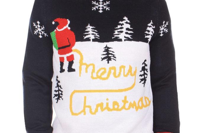 Espantosamente navideños