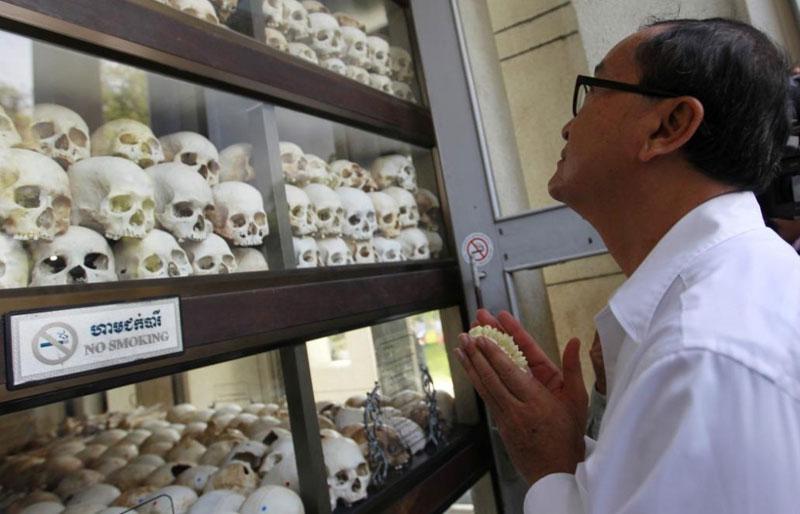 Centro del Genocidio Choeung Ek, Phnom Penh
