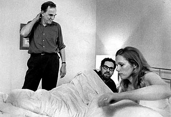 Secretos de un matrimonio, Bergman, 1973.