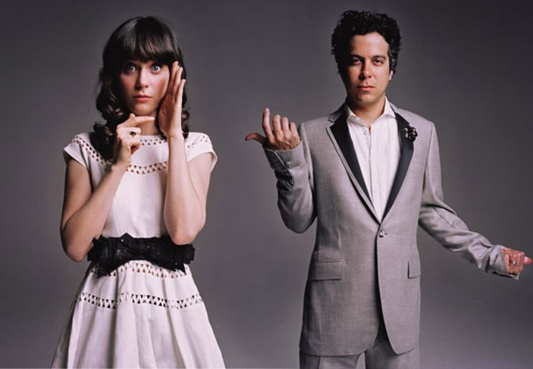 Zooey y M: She and Him