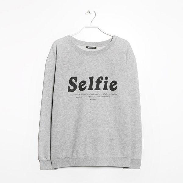 Tronchante: imaginad a una blogger haciéndose una autofoto con esta prenda puesta.