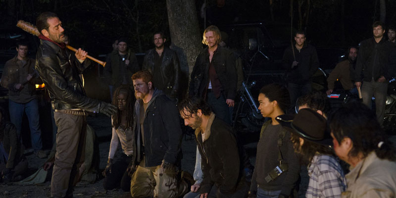 The Walking Dead en bucle infinito...