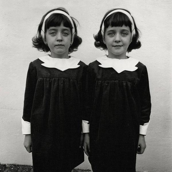 Twins, Diane Arbus