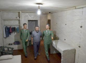Ai Weiwei recuperó la voz en la Catedral de Cuenca