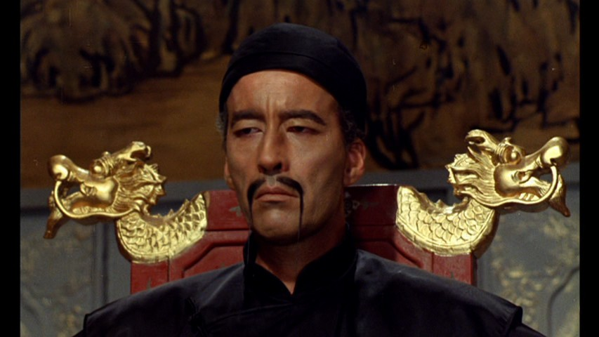 La venganza de Fu Manchú (Jeremy Summers, 1967)
