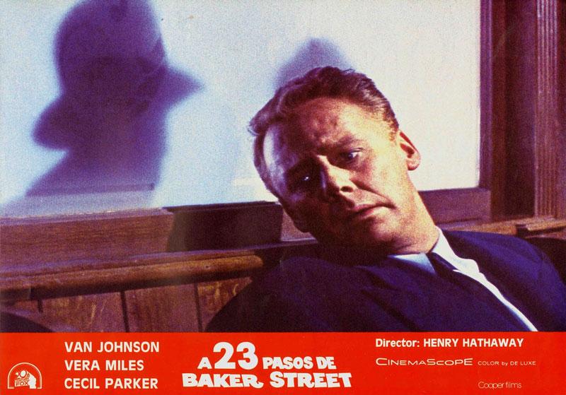 A 23 pasos de Baker Street (Henry Hathaway, 1956)