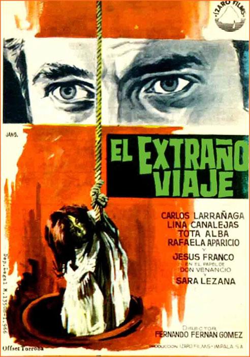 El extraño viaje (Fernando Fernán Gómez, 1964)
