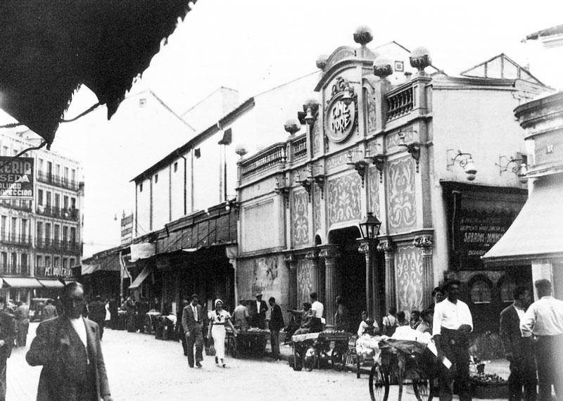 Cine Doré de Madrid, años treinta