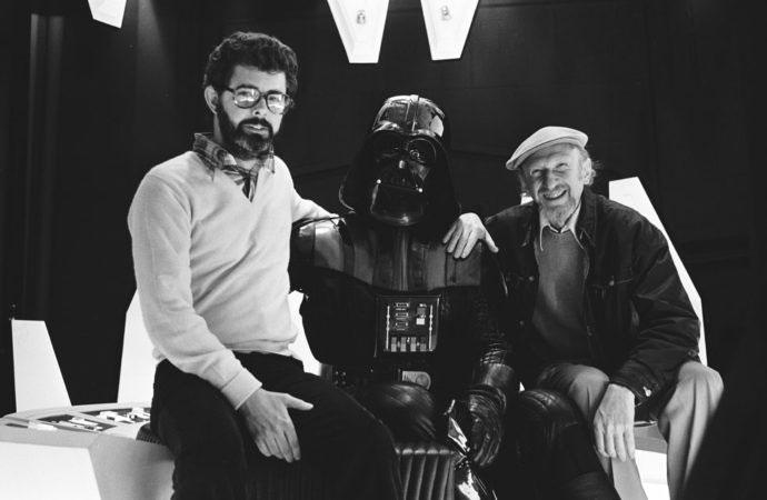 George Lucas. Darth Vader