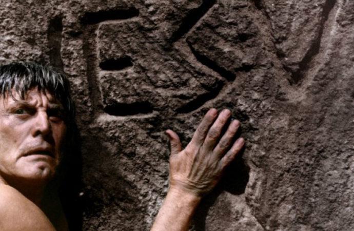 Las rarezas de Kirk Douglas