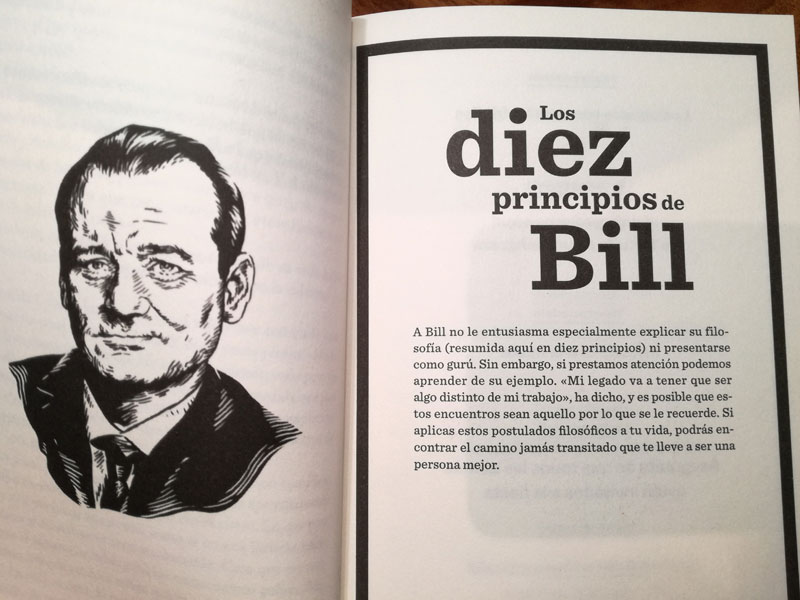 Los principios de Bill Murray