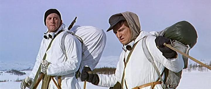 Los héroes de Telemark (Anthony Mann, 1965)