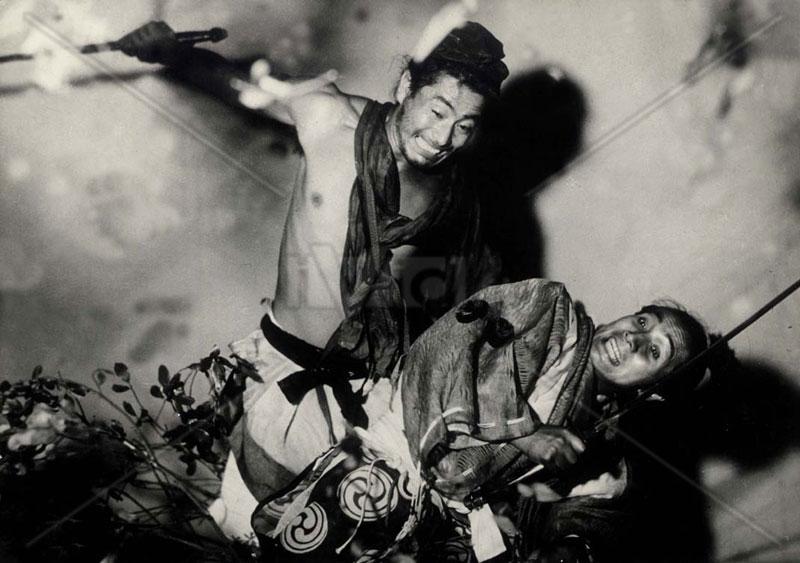 Rashomon (Akira Kurosawa, 1950)