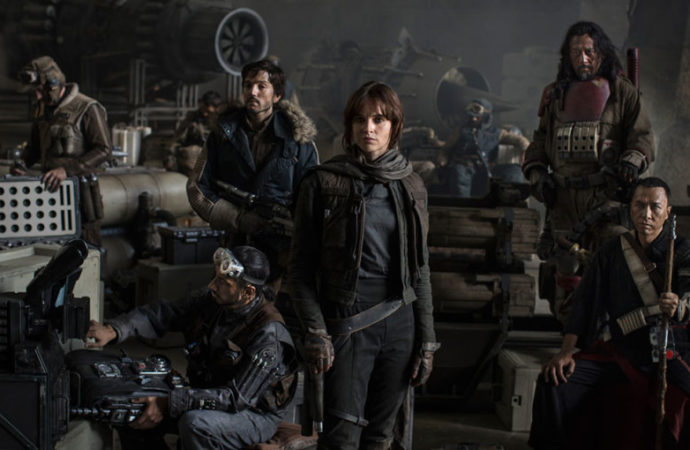 Rogue One, el gran spin-off de Star Wars