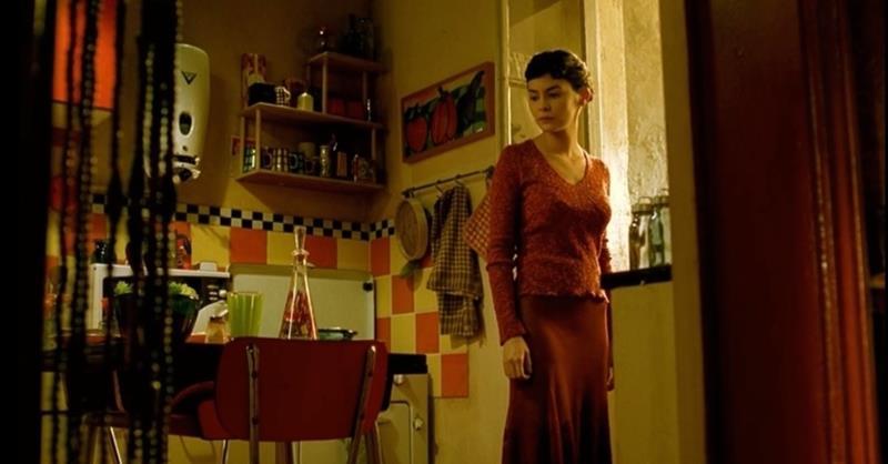 Amélie, Jean-Pierre Jeunet (2001).