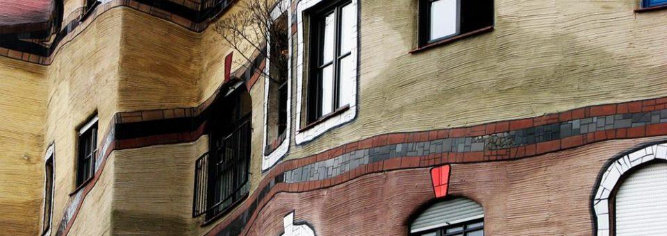 Medicina para la arquitectura: Hundertwasser y Amélie