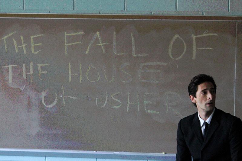 """Adrien Brody en """"El Profesor"""""""