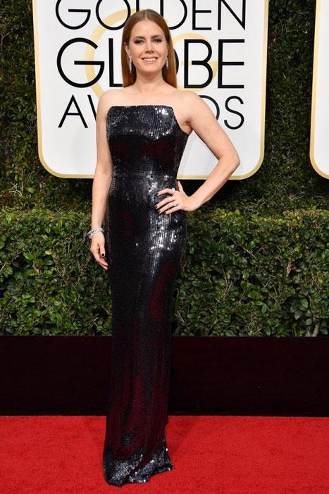 Amy Adams. Globos de Oro