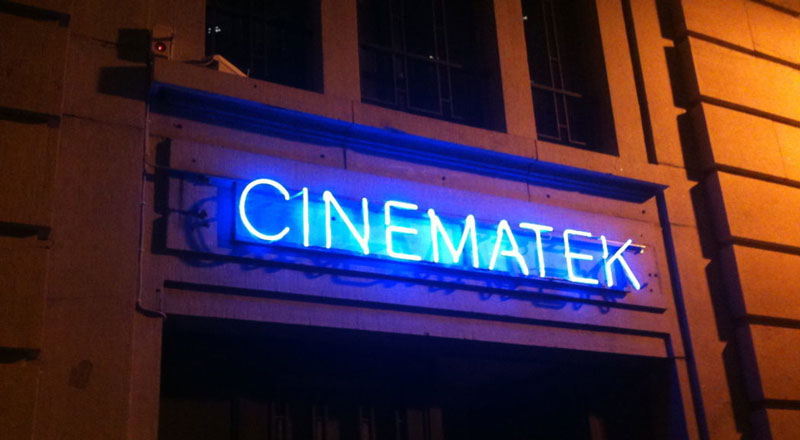 Exterior de la cinemateca belga. | David Orban