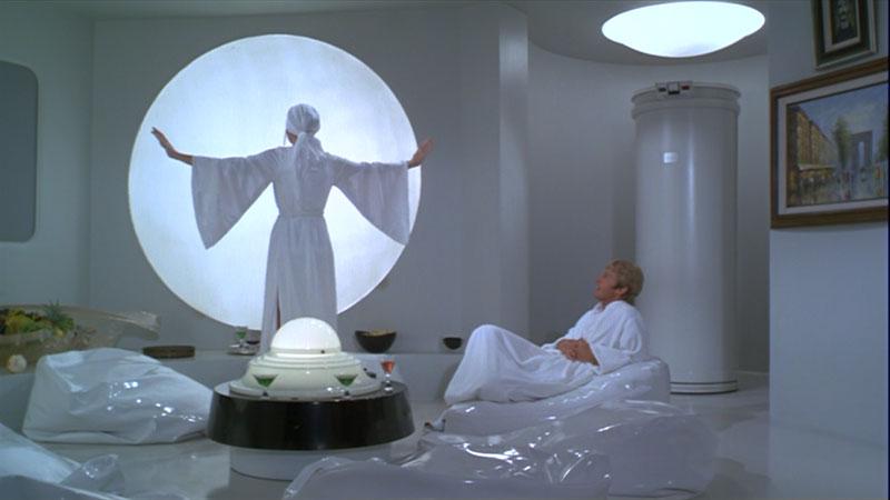 El dormilón, Woody Allen (1973).