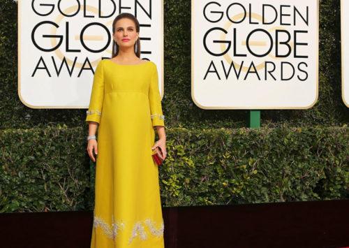 Globos de Oro: la primera alfombra roja del año